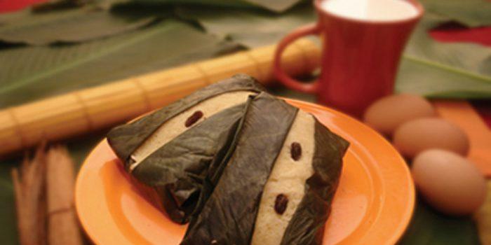 Receta de quimbolitos ecuatorianos
