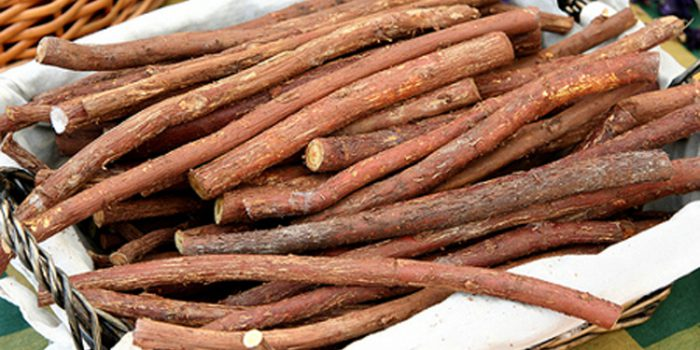 diabetes de té de raíz de regaliz