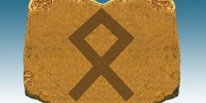 Significado de la runa Othila