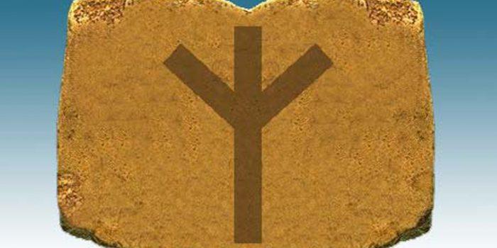 Significado de la runa Algiz