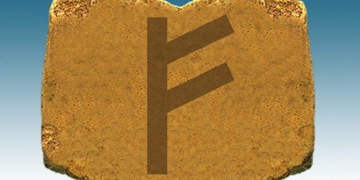 La Runa Fehu, significado y contenido