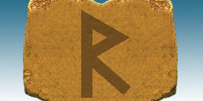 Contenido y significado de la runa Raido