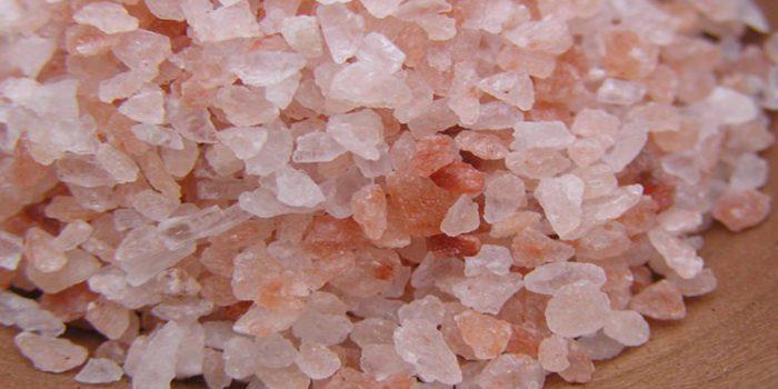 Beneficios de la sal del Himalaya