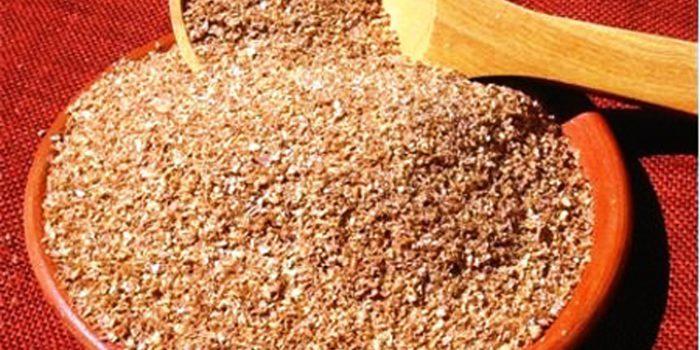 Beneficios y propiedades del salvado de trigo integral