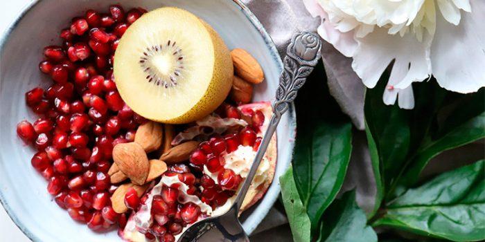 Snacks veganos saludables
