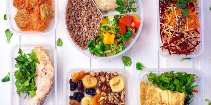 Tuppers saludables: come de manera nutritiva fuera de casa