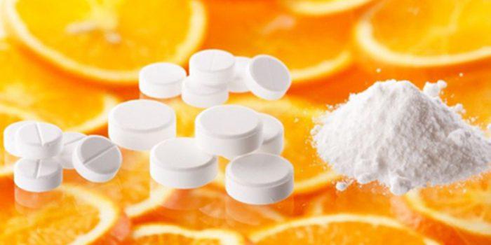 Problemas que causa el exceso de vitamina C