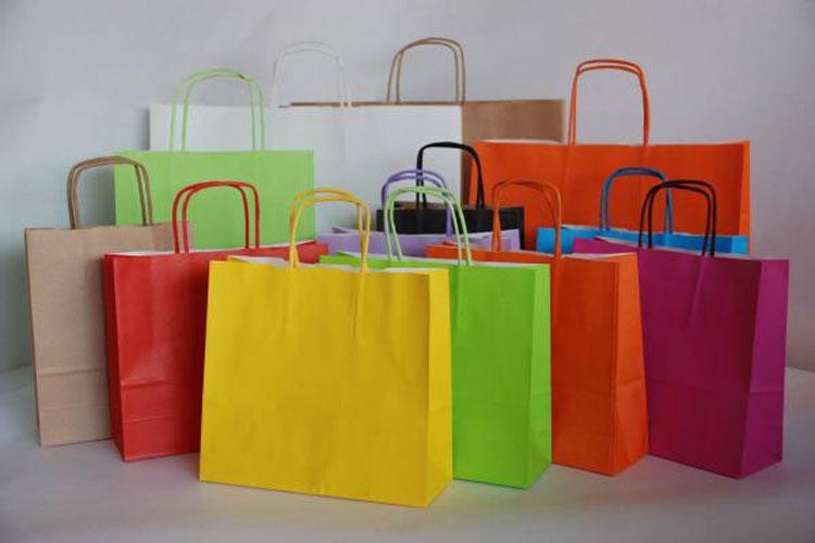 Ventajas de las bolsas de papel tambi n para el planeta - Hacer bolsas de papel en casa ...