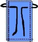 Bolsa para las runas